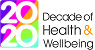 Decade of Health and Wellbeing logo